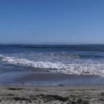 Der Strand bei der WG